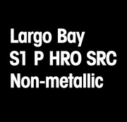 Largo Bay Non-Metallic