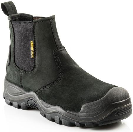 Safety Dealer Boot