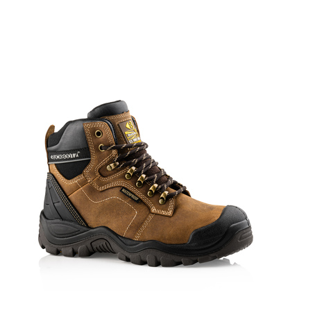 Safety Lace Boot