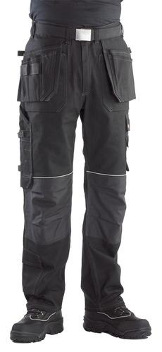Multi Pocket Work Trouser
