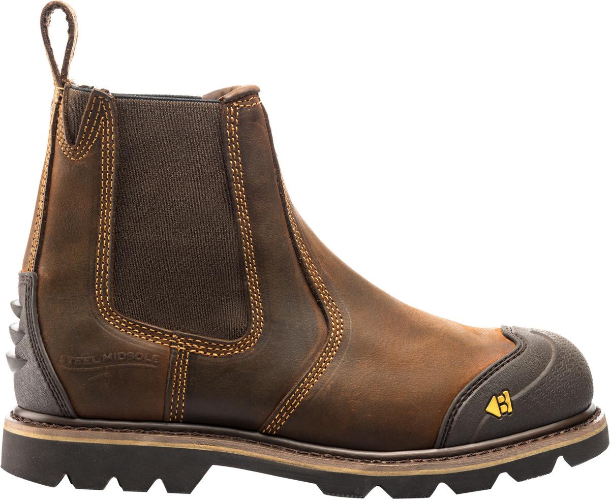 01d5e3f6ca9 Safety Dealer Boot - Goodyear Welted Safety - Dealer Boots - Buckler ...