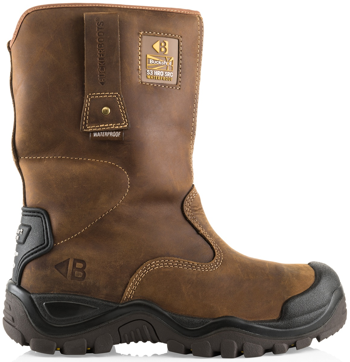 8abfdf2b39e Safety Rigger Boot - Buckshot - Rigger Boots - Buckler Boots